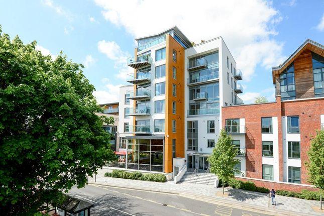 Thumbnail Flat to rent in Park Way, Newbury
