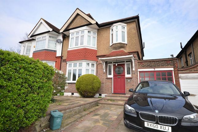 Thumbnail Semi-detached house for sale in Toley Avenue, Wembley, Middlesex