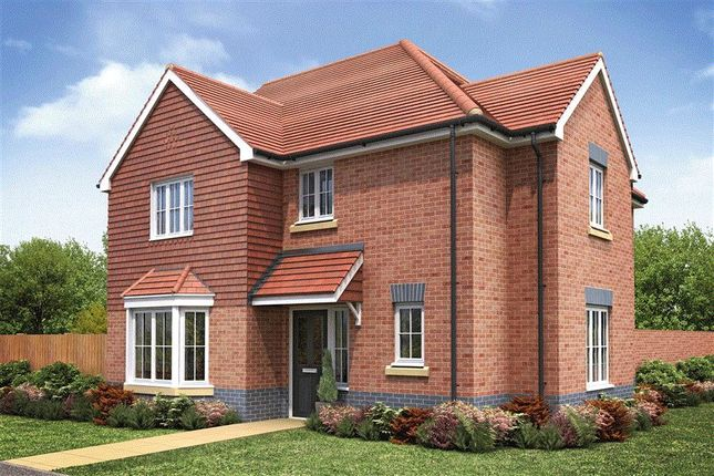 Thumbnail Detached house for sale in The Clifford, Sutton Grange, Shrewsbury