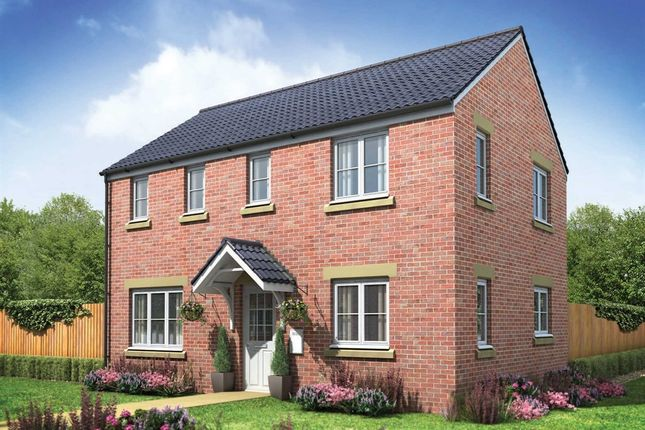 "Thumbnail Detached house for sale in ""The Clayton Corner"" at Admiral Way, Carlisle"