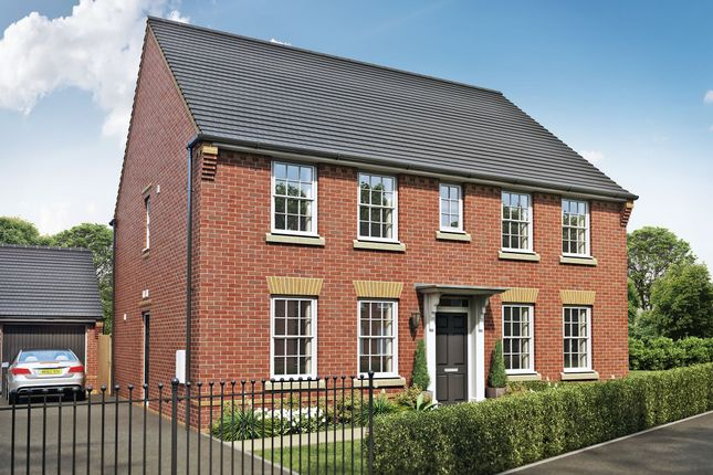 """Thumbnail Detached house for sale in """"Chelworth"""" at Pinn Lane, Pinhoe, Exeter"""