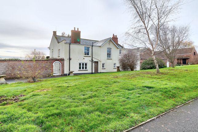 4 bed farmhouse for sale in Adsborough, Taunton TA2