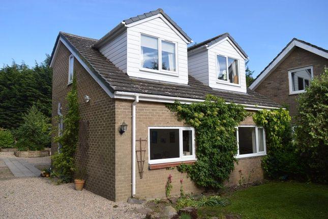 Thumbnail Detached house for sale in Sharrow Vale, Fairmoor, Morpeth