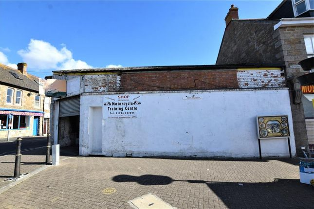 Land for sale in Causewayhead, Penzance TR18