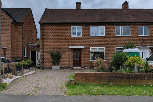 Thumbnail Semi-detached house for sale in Arbury Hall Road, Shirley, Solihull