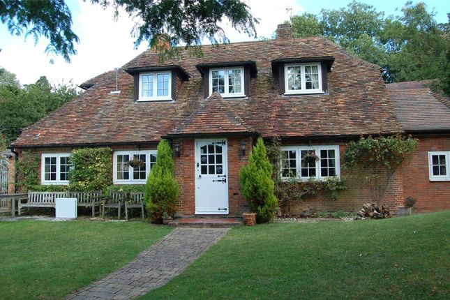 Thumbnail Detached house to rent in Langley End, Langley, Hitchin