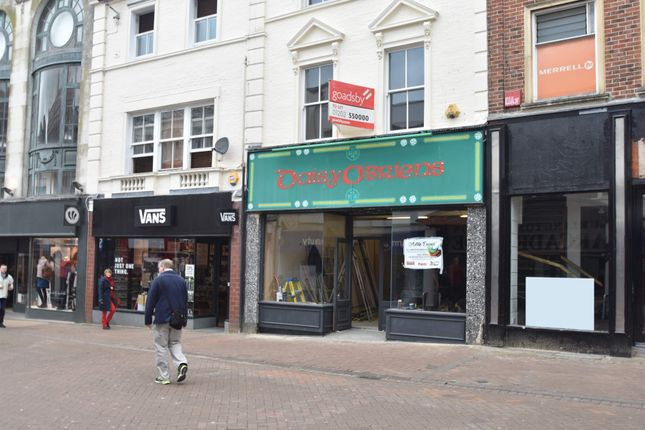 Thumbnail Retail premises to let in 77 Old Christchurch Road, Bournemouth