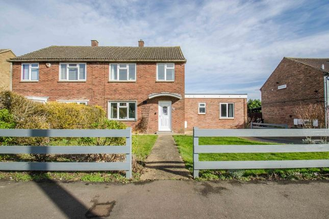 Thumbnail Semi-detached house for sale in Westmill Road, Hitchin