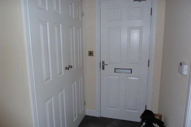 Entrance of The Manor House, 68 Moorside Ave Crosland Moor, Huddersfield HD4