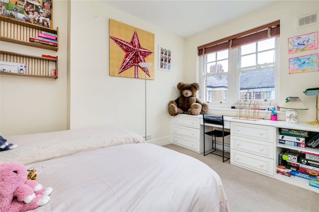 Bedroom of Argyll Mansions, Bishops King Road, London W14