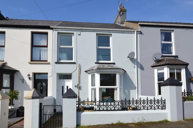 Thumbnail Terraced house for sale in Honeyborough Green, Neyland, Milford Haven
