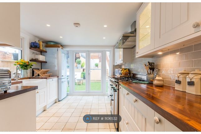 Thumbnail Terraced house to rent in Perran Road, London
