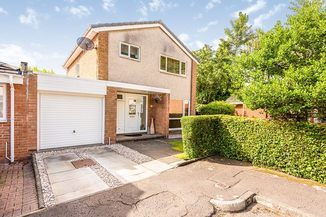 Thumbnail Detached house for sale in Newbattle Abbey Crescent, Dalkeith, Midlothian