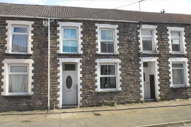 Thumbnail Terraced house for sale in Charles Street, Pontypridd