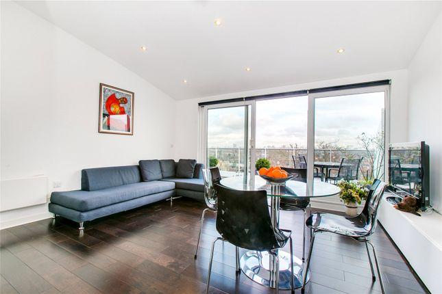 Thumbnail Flat for sale in Bromyard House, Bromyard Avenue, London
