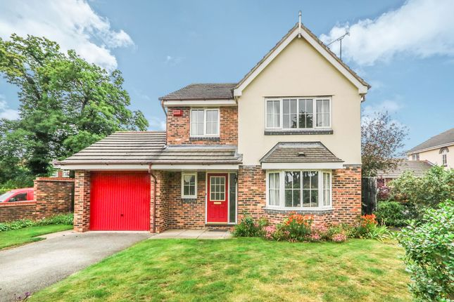 Thumbnail Detached house for sale in Osbourne Close, Bromborough, Wirral