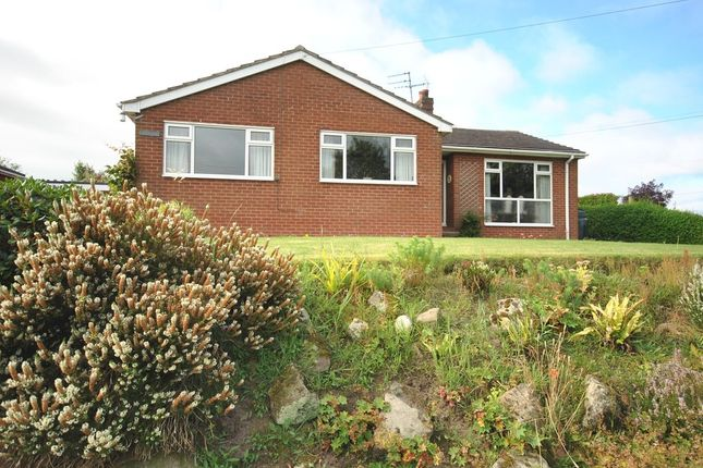 3 bed detached bungalow for sale in Hollins Lane, Tilstock, Whitchurch
