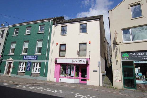 Office to let in Blue Street, Carmarthen, Carmarthenshire