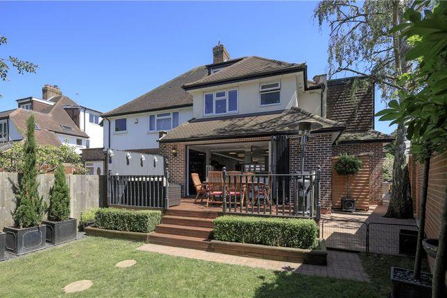 Thumbnail Semi-detached house for sale in Holland Avenue, West Wimbledon