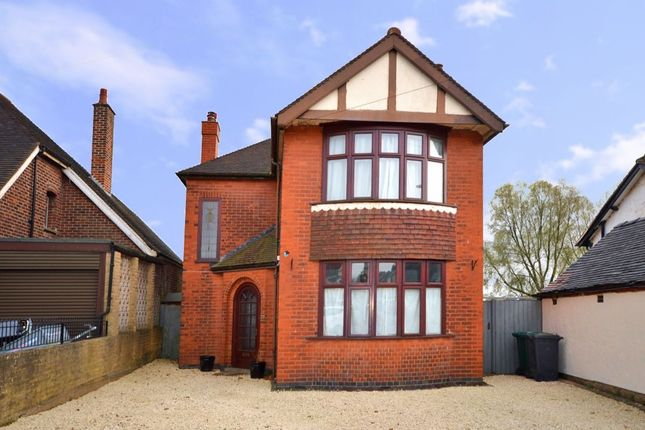 Thumbnail Detached house for sale in Church Street, Church Gresley, Swadlincote