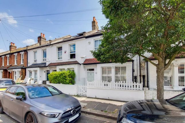 Thumbnail Property to rent in Claxton Grove, Fulham, London
