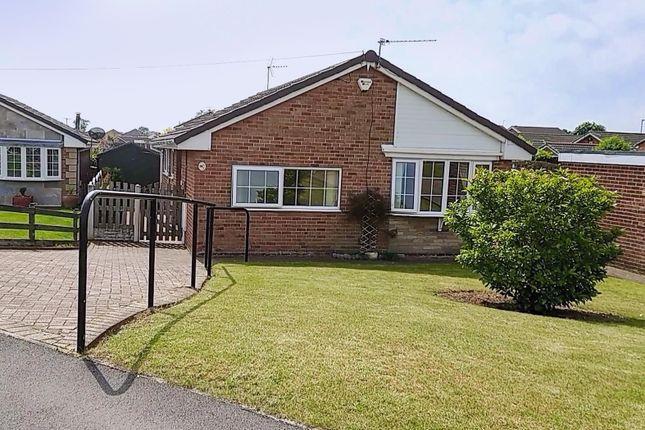 Thumbnail Detached bungalow for sale in Brecks Lane, Kirk Sandall, Doncaster