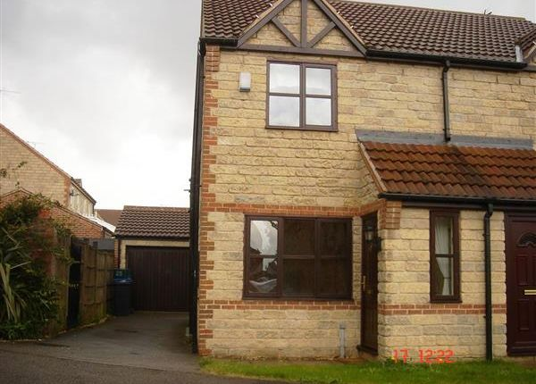 Thumbnail Semi-detached house to rent in Weeping Elm Way, Scunthorpe