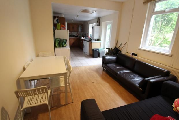 Thumbnail 9 bed terraced house to rent in Colum Road, Cathays, Cardiff