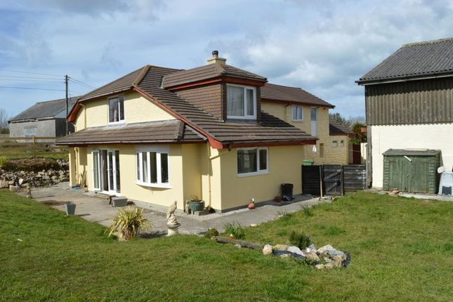 Thumbnail Detached house for sale in Gwithian Road, Connor Downs, Hayle, Cornwall