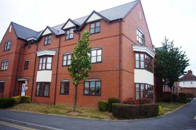 Thumbnail Flat to rent in Swan Lane, Evesham