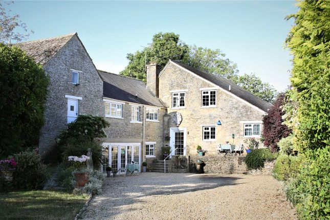 Thumbnail Semi-detached house for sale in Aldsworth, Cheltenham, Gloucestershire