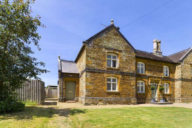 Thumbnail Terraced house to rent in Banbury Road, Litchborough, Towcester