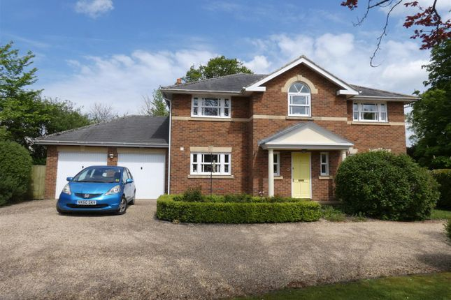 Thumbnail Detached house for sale in Meadow View, Calne