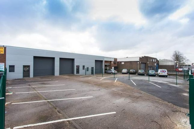 Thumbnail Light industrial to let in Unit 23 Springvale Industrial Park, Union Street, Bilston