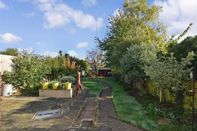 Rear Garden of Herne Bay Road, Sturry, Canterbury, Kent CT2