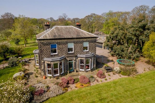 Thumbnail Detached house for sale in Woodhill, Calverley Lane, Calverley