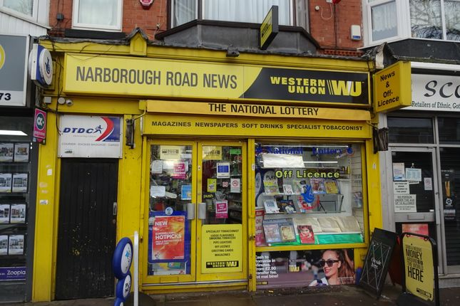 Narborough Road, Leicester LE3