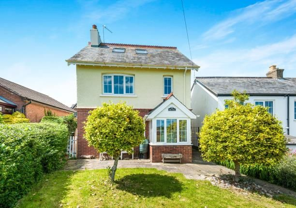 Thumbnail Detached house for sale in Seaton, Devon
