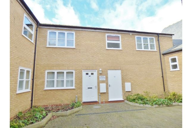 1 bed flat for sale in St Marys Street, Whittlesey, Peterborough PE7