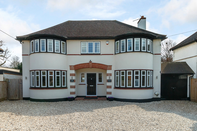 Thumbnail Detached house for sale in Harcourt Road, Maidenhead, South Bucks