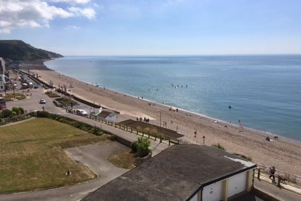 Thumbnail Flat to rent in Castle Hill, Seaton