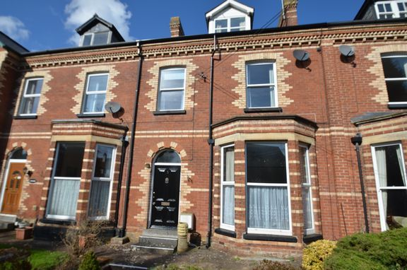 Thumbnail Terraced house for sale in Redlands, Tiverton
