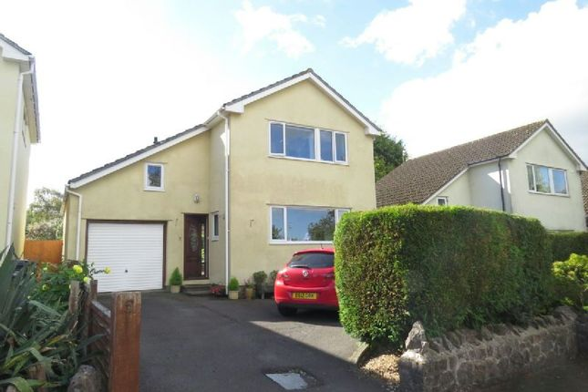 Thumbnail Detached house for sale in Sycamore Close, Shipham, Winscombe