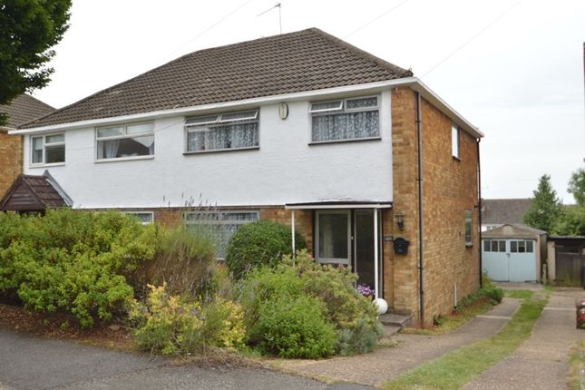 Thumbnail Semi-detached house for sale in Walton Drive, High Wycombe