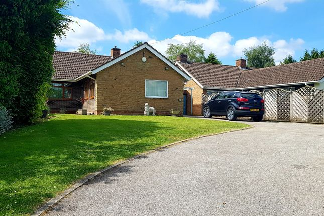 Thumbnail Detached bungalow for sale in Balsall Street, Balsall Common, Coventry