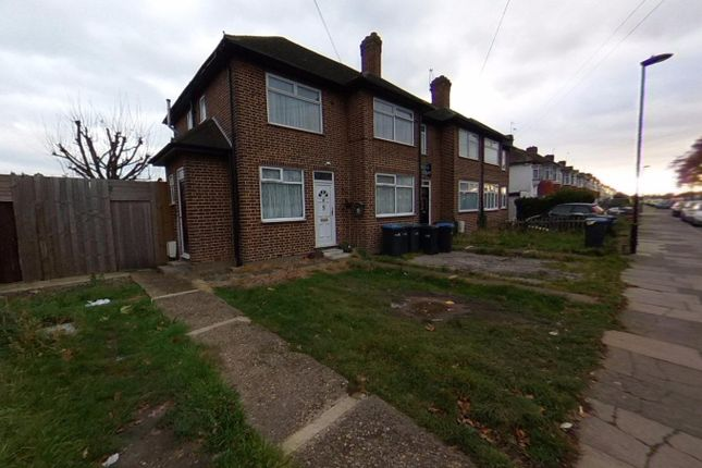 Thumbnail Flat for sale in Great Cambridge Road, Enfield