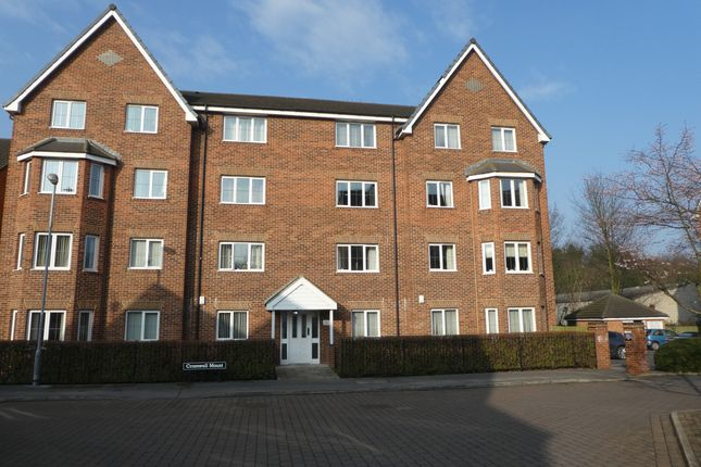 Thumbnail Flat for sale in Gasgoine House, Cromwell Mount, Pontefract