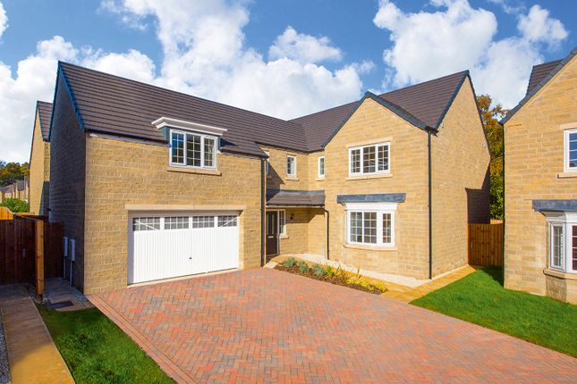 "Thumbnail Detached house for sale in ""The Abingdon"" at Barnsley Road, Newmillerdam, Wakefield"