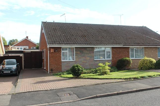 Thumbnail Semi-detached bungalow for sale in Lingfield Way, Kingswinford