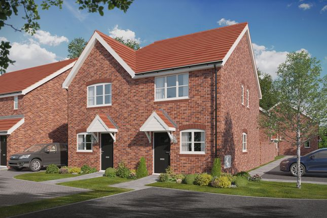 Thumbnail Semi-detached house for sale in Grove Meadows, Station Road, Wantage